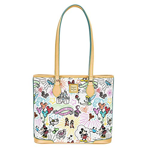Disney Sketch Shopper von Dooney & Bourke