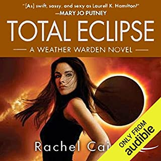 Total Eclipse     Weather Warden, Book 9              Written by:                                                                                                                                 Rachel Caine                               Narrated by:                                                                                                                                 Dina Pearlman                      Length: 9 hrs and 49 mins     Not rated yet     Overall 0.0