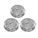 8240xl Replacement Blades for Norelco, HQ9 Replacement Shaver head Blades and Brush Compatible with SpeedXL Philips Norelco 8140XL 8150XL 8160XL 8170XL 8171 8175 8100 series, 8200 series, 9100 series
