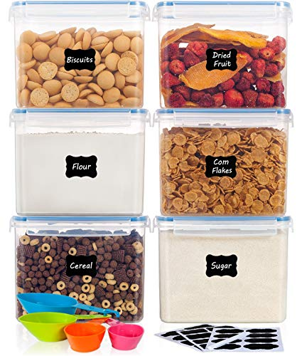 (40% OFF Coupon) Airtight Food Storage Containers $14.99
