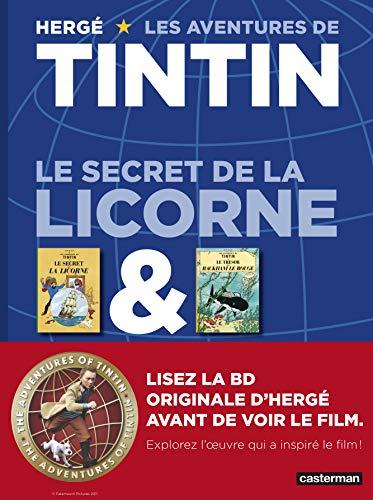 Les Aventures de Tintin : Le secret de la licorne & Le trésor de Rackham le rouge