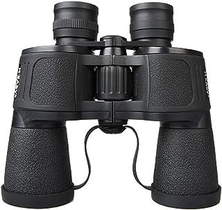 FANGFHOME télescope Jumelles Jumelles d'extérieur Jumelles Haute définition 10x50 Haute Puissance Enfants et Adultes utili...