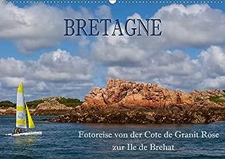 Bretagne - Fotoreise von der Cote de Granit Rose zur Ile de Brehat (Wandkalender 2020 DIN A2 quer): Diese fotografische Reise führt entlang der