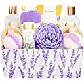 Spa Luxetique Spa Lavender Gift Baskets