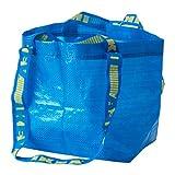 198~IKEAエコバックBRATTBY ブラットビー レジャーバッグ トートバック買い物袋