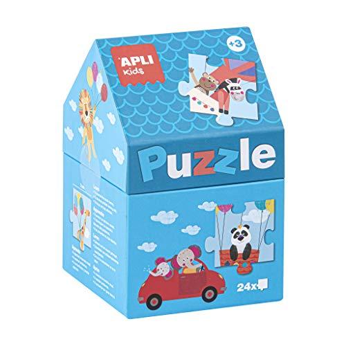 APLI Kids- Puzle (16821) (Juguete)