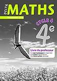 DeltaMaths 4e - Livre du professeur