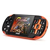 Unlocked Cell Phone Plus Game Console Built-in 29 Classic Games, Bring You Happy Childhood Memories