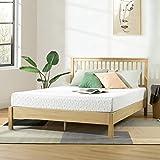 Best Price Mattress BPM-GM-7Q Mattress, Queen, White