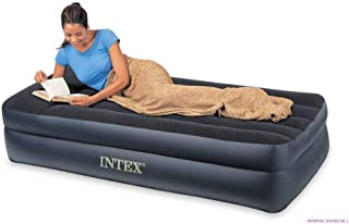 Intex Twin Pillow Rest Raised Airbed Model, 66721