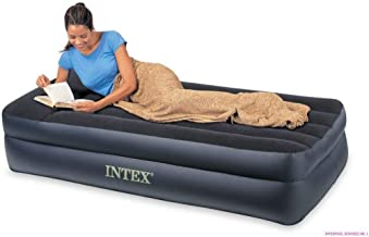 Intex Twin Pillow Rest Raised Airbed Model (66721)