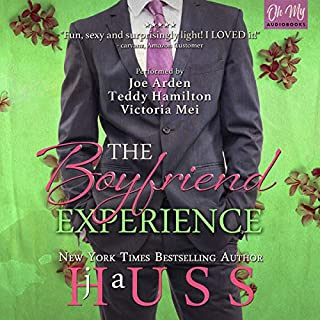 The Boyfriend Experience audiobook cover art