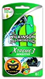 Wilkinson Sword - Xtreme 3 Sensitive - Maquinillas de afeita