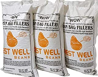 Rest Well Bean Bag Filler -Superior Grade-1.500kg