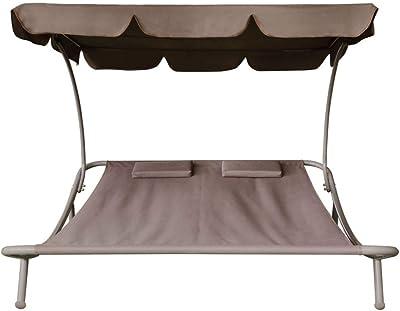 Amazon.com: Hamaca algodón Swing Camping cuerda para colgar ...