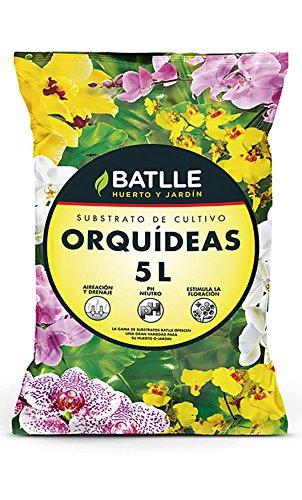 Substrati – Terriccio orchidee 5 l – Batlle