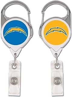 Wincraft NFL San Diego Chargers ausziehbarer Premium Ausweishalter, Team Farbe, Einheitsgröße