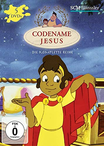 Codename Jesus: Die komplette Reihe [5 DVDs]