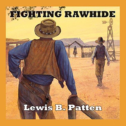 Fighting Rawhide audiobook cover art