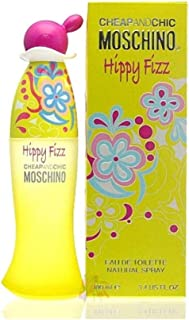 Moschino Cheap and Chic Hippy Fizz for Women, 100 ml - EDT Spray