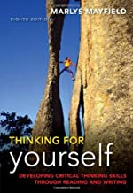 By Marlys Mayfield - Thinking for Yourself: 8th (eigth) Edition