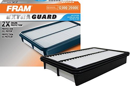FRAM CA11259 Extra Guard Rigid Rectangular Panel Air Filter