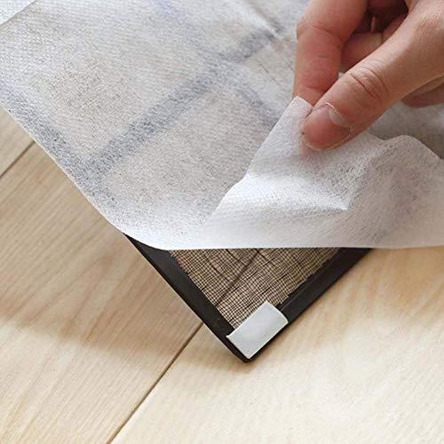 Chirsemey 2PCS Klimaanlagenfilter, staubdichtes Anti-Smog-Entlüftungsfilterpapier Entfernen Sie das Filternetz der Klimaanlage Safety