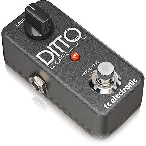 TC Electronic DITTO LOOPER Pedal de Fraseo/Looping, Funciones de Undo/Redo