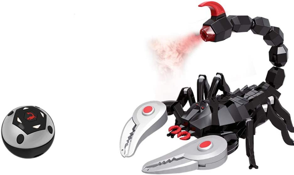 N D Max 77% OFF Wireless Remote Control Toy 360 New item Spra for Boys Rotation with