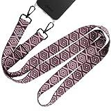 NOOMYA® Fashion Handykette   Handy Wechselband zum Umhängen für Smartphone   ohne Hülle   universal passend für iPhone Handyhülle 6   7   8   X   XS   XR   12   12 Pro   12 Pro MAX