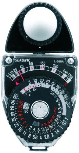 Sekonic SE L398A Studio Deluxe III - Exposímetro