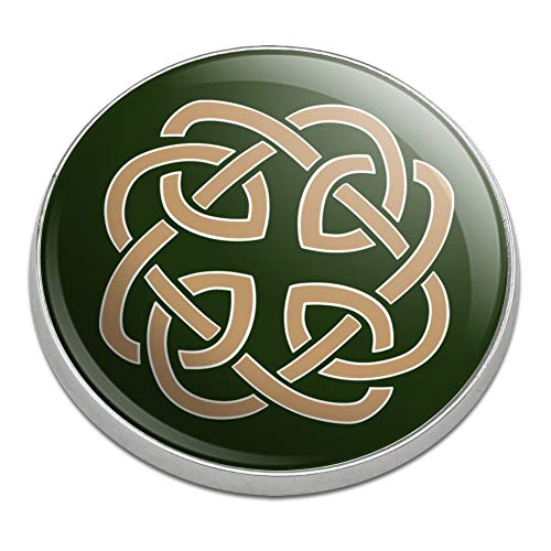 GRAPHICS & MORE Celtic Knot Love Eternity Golfing Premium Metal Golf Ball Marker