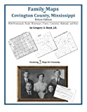 Family Maps of Covington County, Mississippi