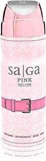 Emper Saga Pink Deodorant Spray, 200 ml
