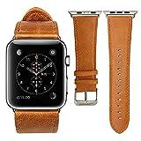 Jisoncase Apple Watch edge folded(38mm)用ケースブラウン JS-AW3-05A20