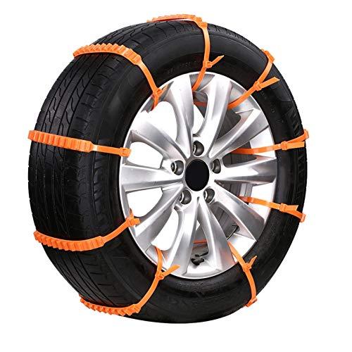 Auto Schneeketten Universal Reifenketten...