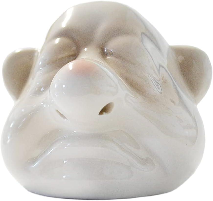 Funny Dwarf Ceramic Egg Max 89% OFF Yolk Max 50% OFF Runnin White Handheld Separator