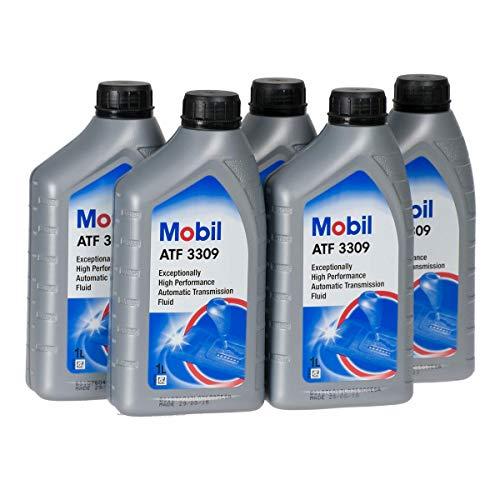 Aceite/ fluido de la transmisión automática, Mobil ATF 3309, Pack 5 litro