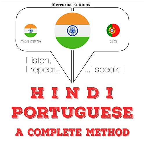 Hindi - Portuguese. a complete method cover art