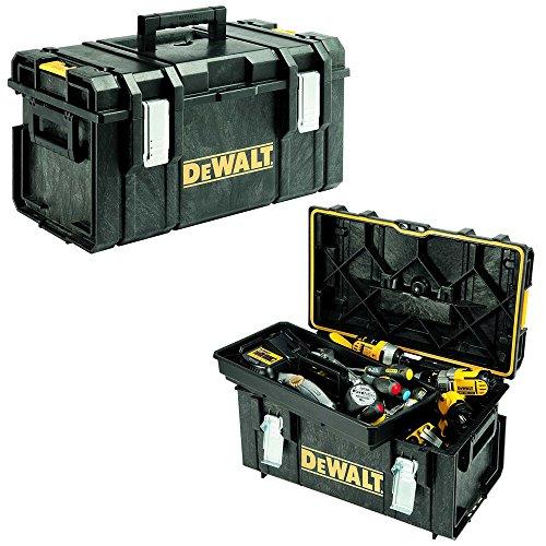 DeWalt Tough Box 1-70-322 Werkzeugbox/ Werkzeugkiste (große Werkzeugbox für allgemeinen Einsatz,...