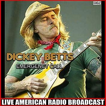 Emergency Call (Live)