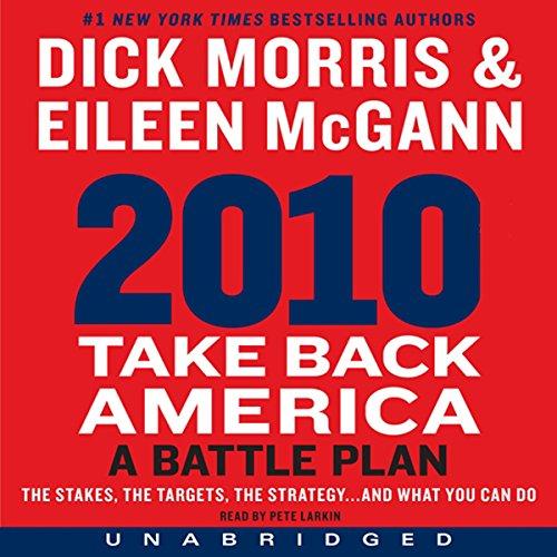 2010: Take Back America cover art