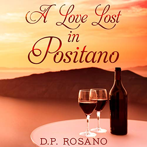 A Love Lost in Positano  By  cover art