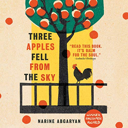 Three Apples Fell from the Sky cover art
