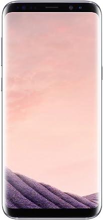 Samsung Galaxy S8 - Smartphone, color Gris Orquidia, Telcel Pre-pago