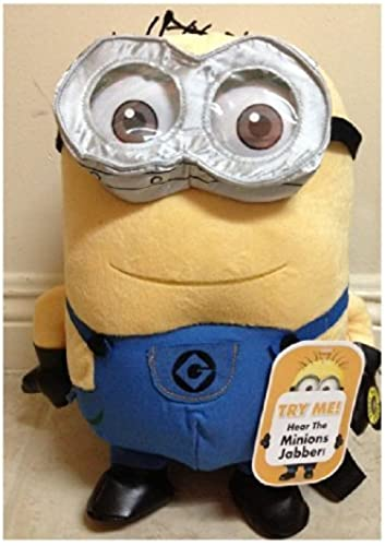 Despicable Me 2 Jerry Plush Backpack with Sound (Laughing Sounds   13 Inch) by AI