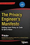 Best Privacy Softwares - The Privacy Engineer's Manifesto: Getting from Policy to Review