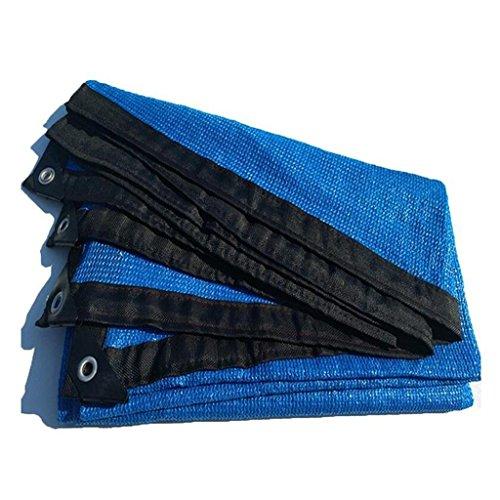 Voiles d'ombrage Wang en Plein air Anti-UV écran Solaire Net Jardin Balcon cryptage Ombre Net Plusieurs Tailles (Taille : 2X3m)