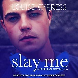 Slay Me audiobook cover art