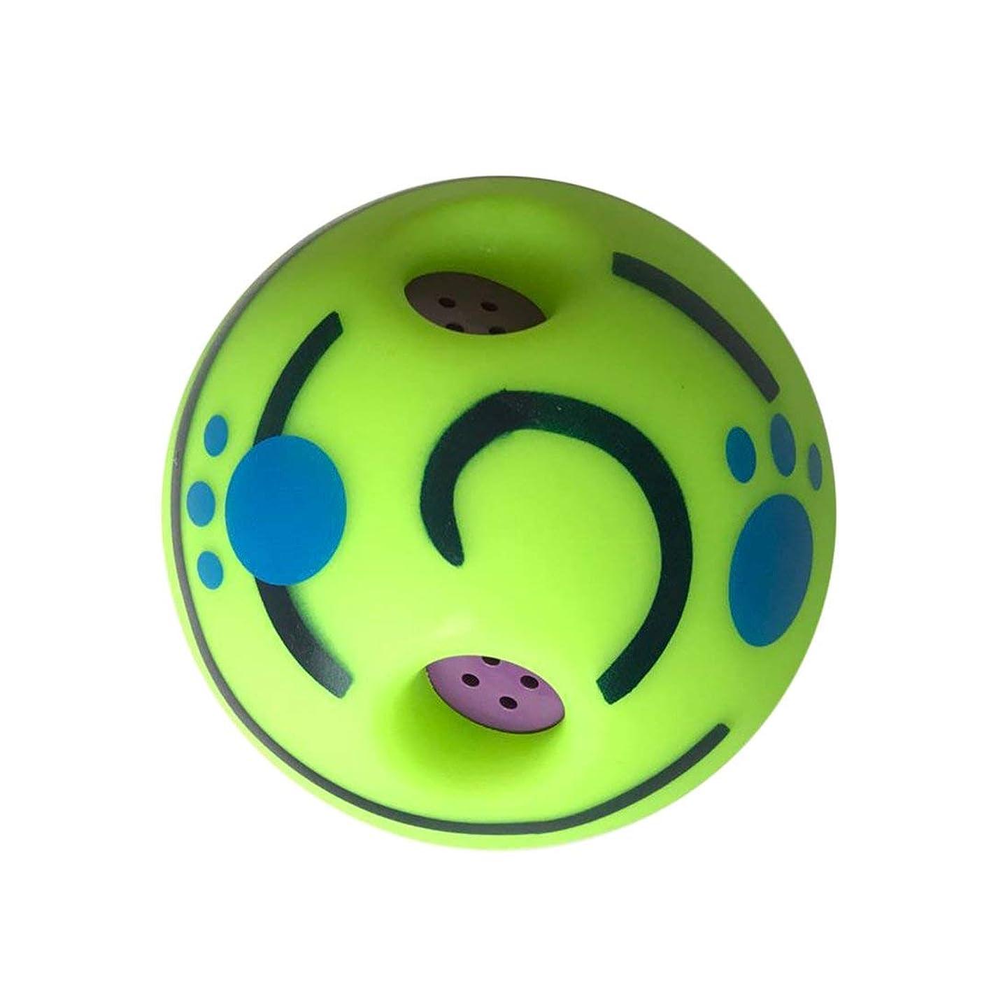 学士報酬のパラシュートSwiftgood 犬猫遊ぶボール面白い音で安全なトレーニングボールペットを飼う犬を一日中幸せにしてくれる